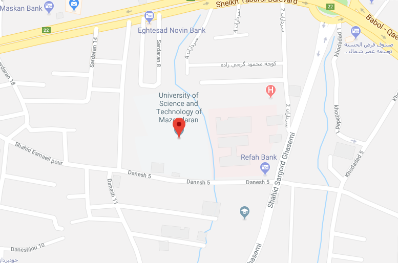 دانشگاه علوم و فنوان مازندران